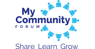 My Community Forum - Share. Learn. Grow.